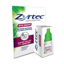 ZYRTEC® EYE DROPS