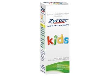 ZYRTEC® KIDS DROPS